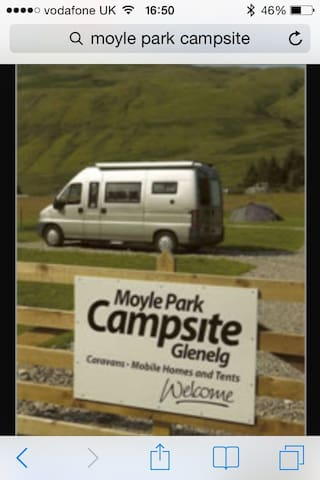 Moyle Park Campsite Glenelg - Glenelg - Inny