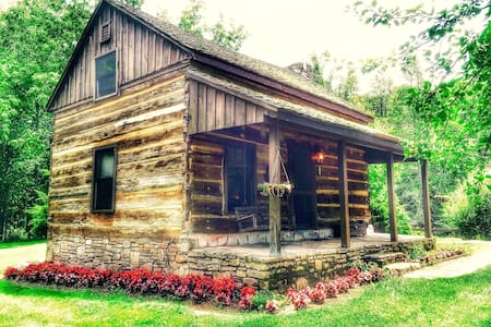 Kings Cabin on Lake Lure Ranch, NC - Lake Lure - Srub