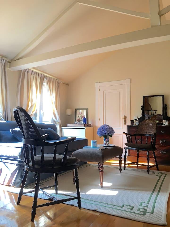 Apartamento 2 habitaciones super estiloso