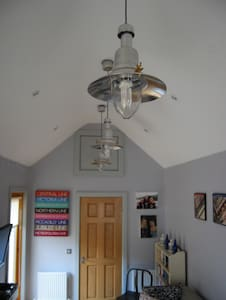 Studio   Ideal for visiting Dublin ( own access ) - Dublin - Cabin - 1