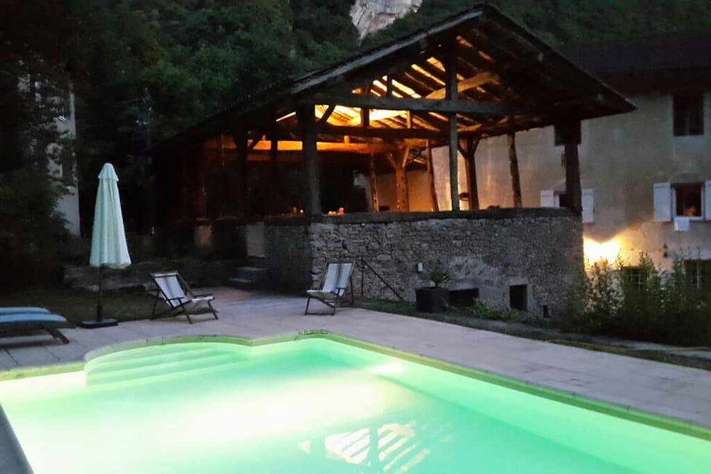 La mandorne casas en alquiler en saint rambert en bugey r dano alpes francia - Casas de alquiler en francia ...