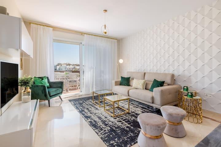 Apartamento de diseño en Costalita
