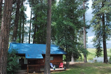 CraterLakeB- Cabin on Crooked Creek - Chiloquin - Skáli