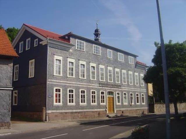 Slapen in een oude school - Frankenhain - Appartement