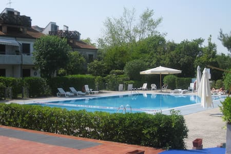 Short step from Venice and Jesolo - Punta Sabbioni - Apartamento