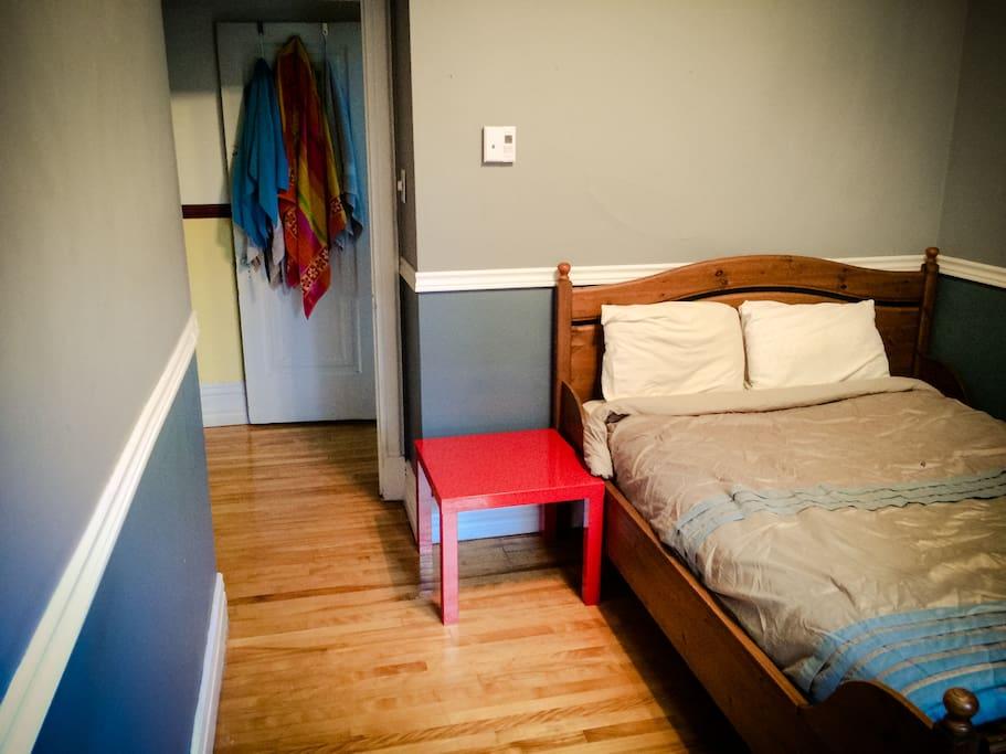 Votre chambre privée / Your private room