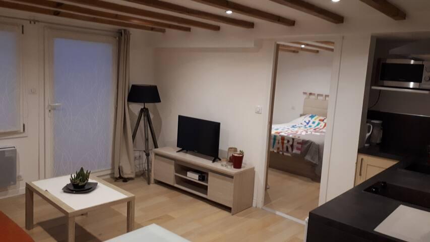 Appartement neuf meublé 30m2
