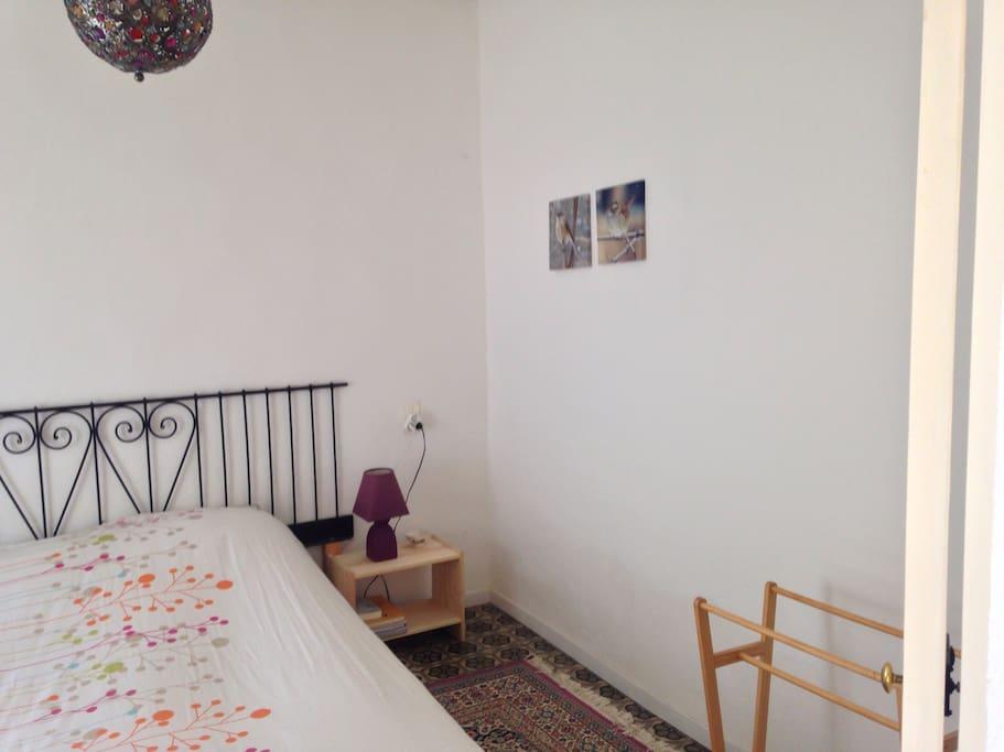 Chambre 1 (lit de 140)