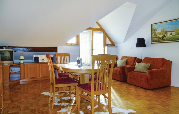 Holiday apartment with 1 bedroom on 45m² in Bogojina