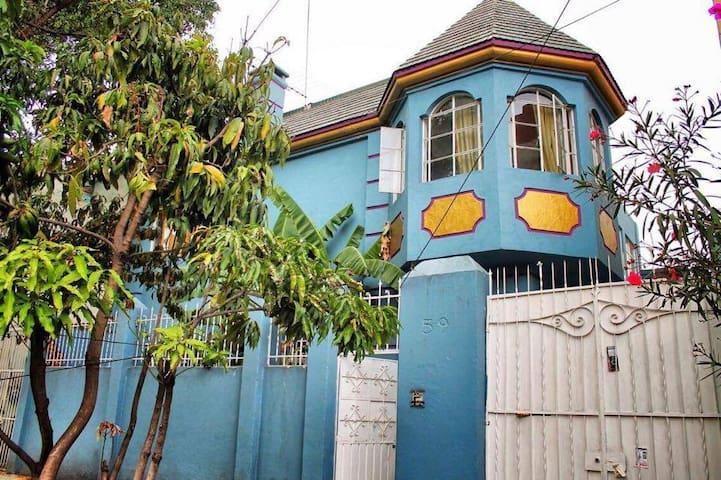 Habitacion privada en roma sur - Cidade do México - Casa