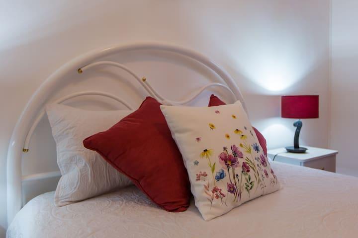Quarto Duplo cama de casal