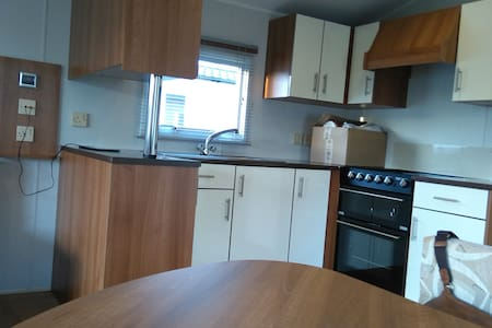 Holiday home caravan is a luxury and fantastic opportunity to spend your holiday the  area has entertainments facility for children and adults with some really entertainment variety and singing acts restaurants and takeaways food ..