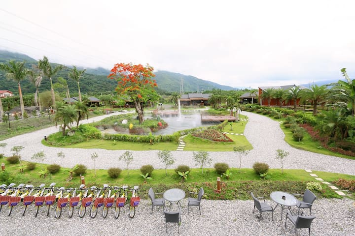 瑞穗棕櫚湖渡假民宿 - Ruisui Township - Gjestehus
