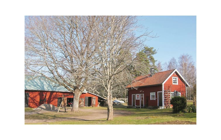 Holiday cottage with 2 bedrooms on 63 m² in Vimmerby