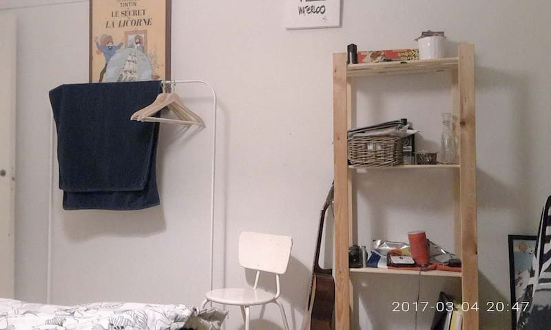 Peaceful and convenient single flat in YO-Kylä - トゥルク