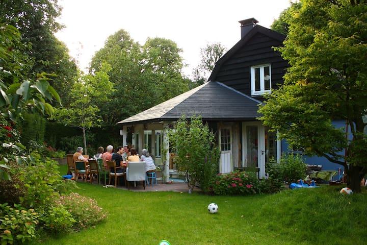 Vintage design villa Amsterdam area - อูเทร็คท์ - วิลล่า