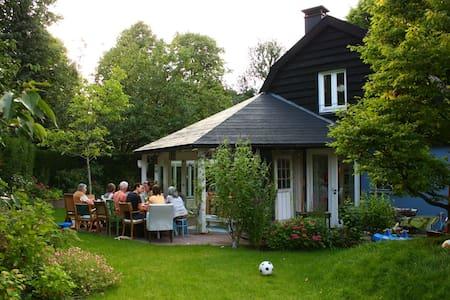 Vintage design villa Amsterdam area - Utrecht