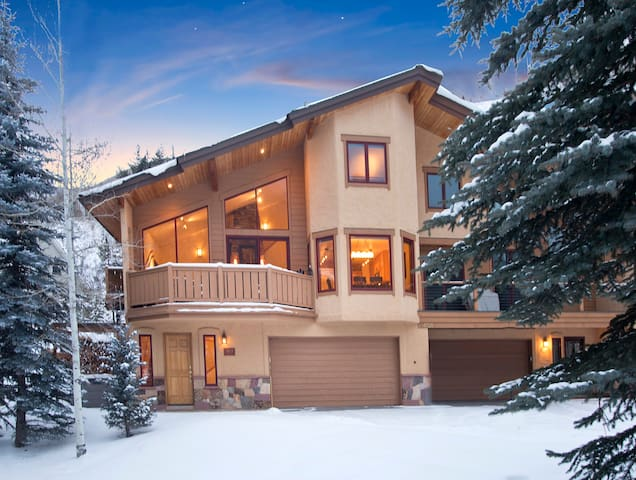 Luxury 5BR House in East Vail, mountain views - Vail - Ház
