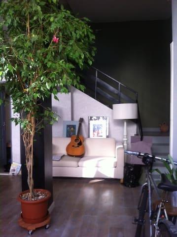 Maison / Loft dans une allée privée - Arcueil - Bed & Breakfast