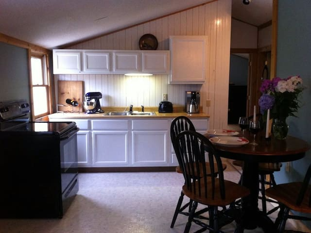Private 2 bedroom 2 bathrooms newly renovated!