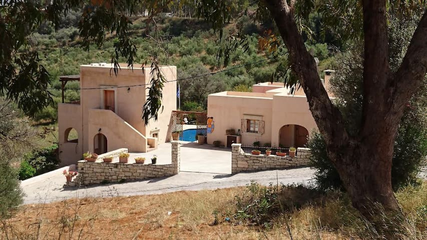 Within striking distance of Phaistos - Kamilari - Apartamento