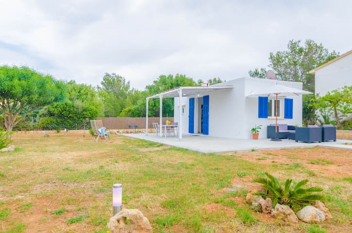 HORRACH - Chalet for 4 people in Colonia de Sant Pere - S'Estanyol.