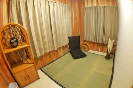 RoomD: 2min from Kawaguchiko sta. - Fujikawaguchiko