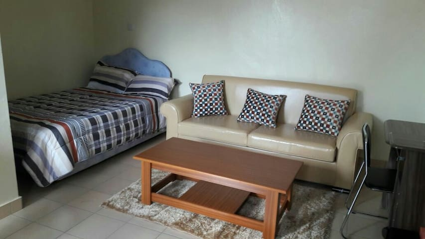 Furnished & Self-Catering Studio Room on Limuru Rd