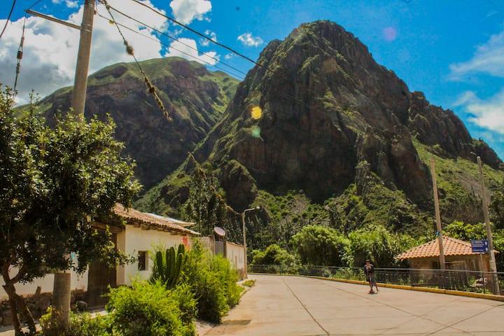 Casa Kulli, entre las montañas del Valle Sagrado