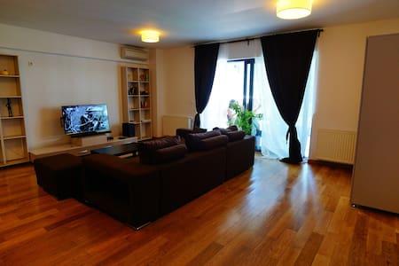 Prime Bucharest Hub 2 Modern room with big Terrace - București