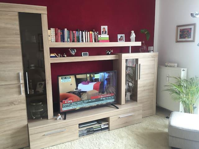Wohnung mit Domblick - Magdeburg - Flat