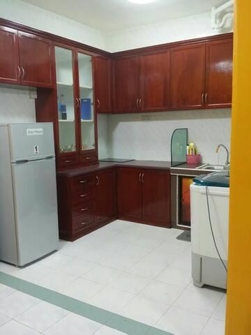 Large 3 room apartment Kuantan city - Kuantan - Flat