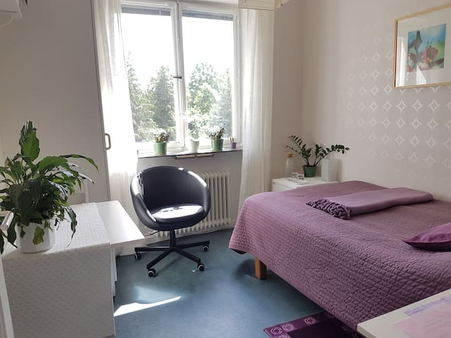 Cozy room on Kungsholmen