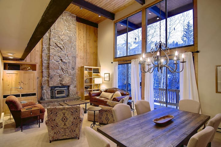Ski-in/Ski-Out, Fantastic Views, Hot Tub, Pool, Private Entrance/Ski Locker, Covered Parking
