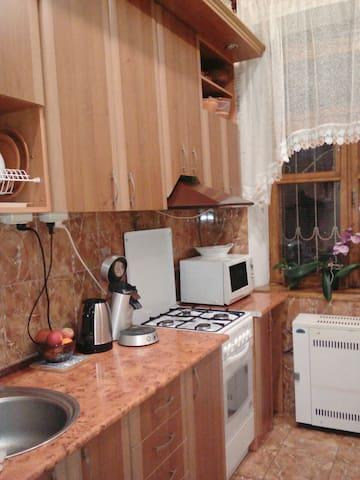 Apartment on Rosh-Hashanah2019. Next to Nachman