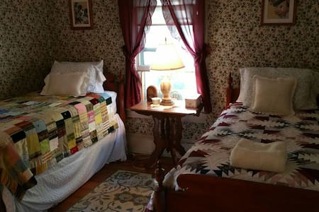The Greene House Inn - Twin Room - Форт-Плейн