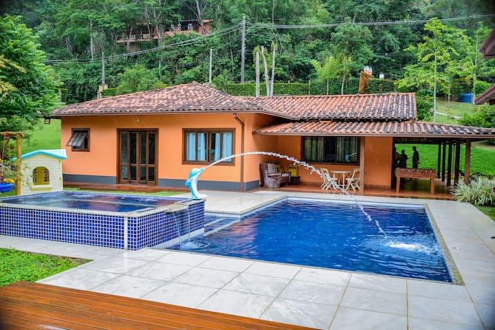 Casa Completa - Recanto da Mata Itaipava