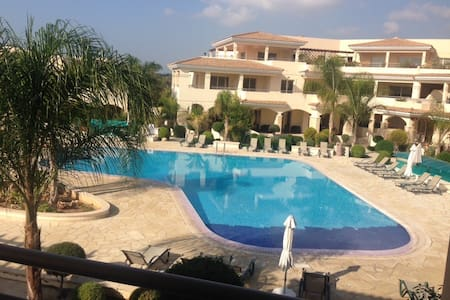 Luxury 3 bed apart, private complex - Mandria