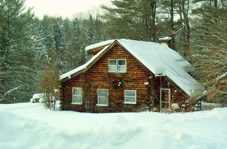 Stowe Log Cabin: Private, Hot Tub - Stowe - Cabin