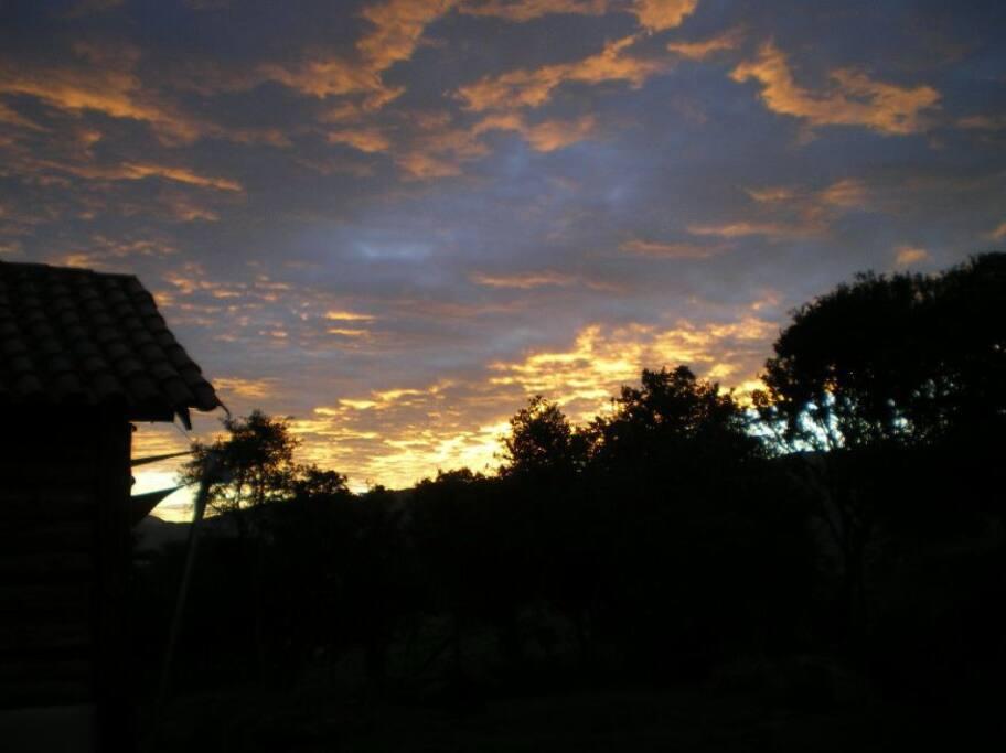 Espectaculares amaneceres