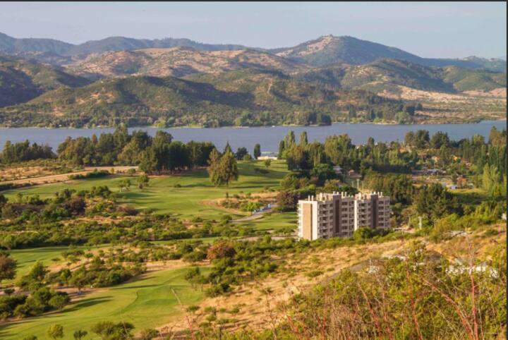 3D· 3B · Lago Rapel · Condominio Marina Golf