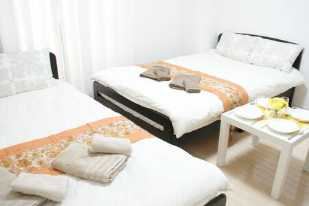 NEW☆Luxury-2Beds☆5mins to Namba Sta at Osaka - Οσάκα