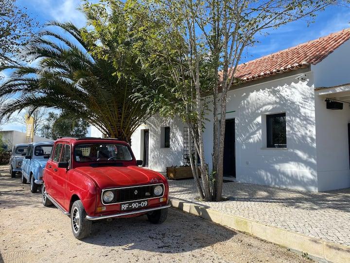DoAguaBoa, lodge rouge