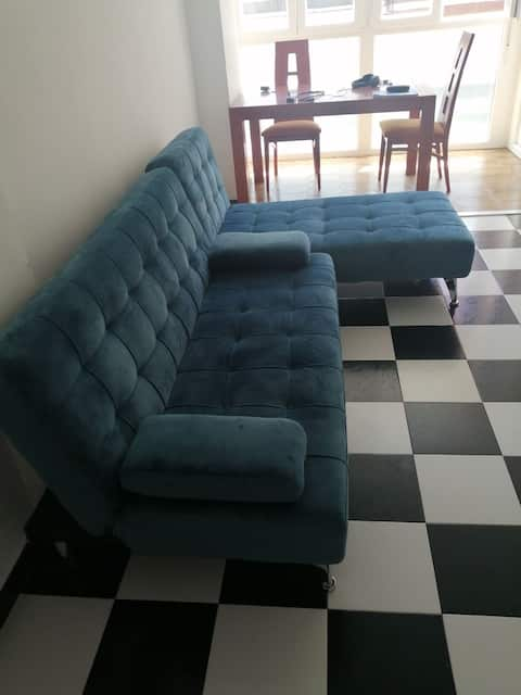 Hermosa habitación para descansar