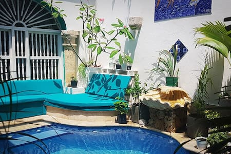 Old City Oasis Flamingo Master Suite - Cartagena - House
