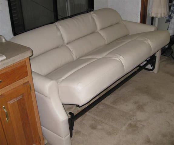 Pullout couch in an RV - Renton - Camper/RV