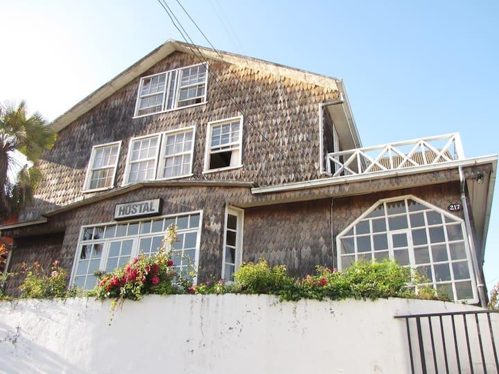 Hotel Casa Kolping Chiloé / Habitación Single