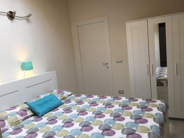 Camera letto da 160cm