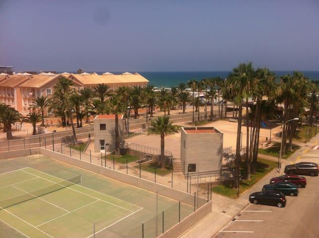 2 bed beachside appt & pool - Miramar - Daire