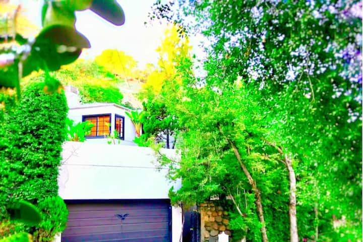 STUNNING HOLLYWOOD HILLS OASIS +VIEWS, FREE GARAGE
